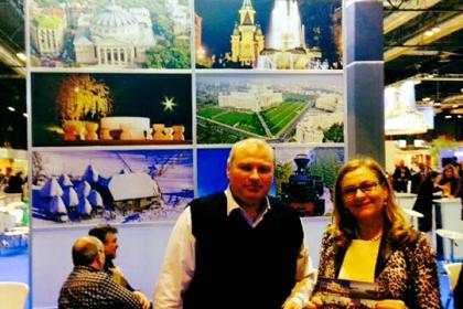 Agentia Basilica Travel participanta la Targurile Internationale de Turism pentru promovarea Romaniei ca destinatie turistica