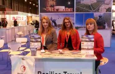AGENTIA BASILICA TRAVEL prezenta la Targul International de Turism de la Madrid