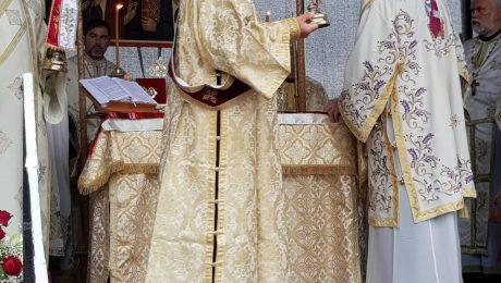 Pelerinaj Istoric la Viena! Pelerini români prezenți la Sfințirea locului unde se va construi sora geamănă a Mănăstirii Voroneț!