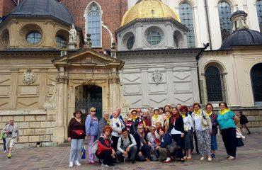 Pelerini din Arad  în Țara Sfântă!