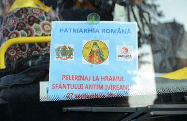Peste 1000 de pelerini din județul Prahova la Catedrala Patriarhală / (27 09 2016)