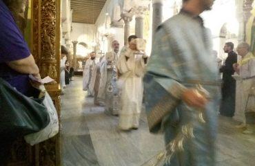 Pelerini români în Italia
