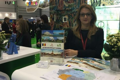 Agenția Basilica Travel prezentă la Târgul Internațional de Turism de la Londra