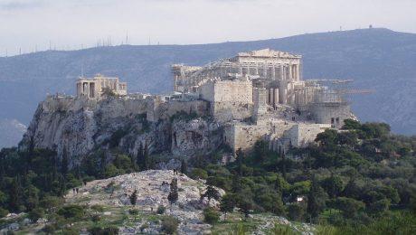 REALITATEA SPIRITUALA SI BASILICA TRAVEL - Pelerinaj in Grecia: Sf. Ioan Rusul si Sf. Pavel la Areopag