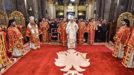Sărbătoarea Sfântului Apostol Andrei