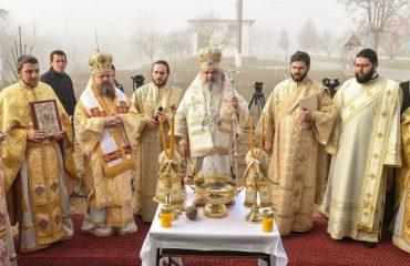 Patriarhul României a sfințit capela penitenciarului Jilava