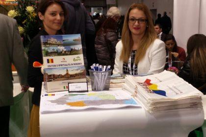 AGENTIA BASILICA TRAVEL prezenta la Targul International de Turism de la Milano