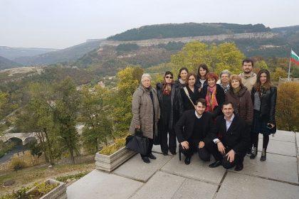 Pelerinaj in Bulgaria / Veliko Tarnovo / (15 octombrie)