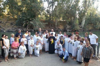 Pelerinaj in Israel / (27 octombrie - 02 noiembrie)