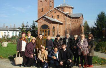 Pelerinaj în judetele PRAHOVA și ILFOV / (06 Noiembrie)