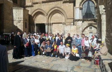 Pelerinaj în Țara Sfântă / (04 - 10 Noiembrie)