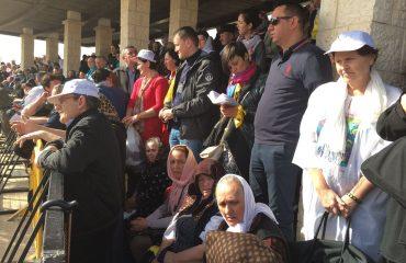 Peste 240 de pelerini la slujba de Bobotează la Râul Iordan