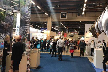 Agenția Basilica Travel participantă la Târgul Internațional de Turism MATKA Helsinki