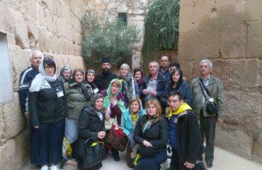 Pelerini în programul Israel - Sinai
