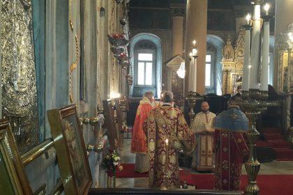 Pelerinii Basilica Travel prezenți la Marea Sărbătoare a Izvorului Tămăduirii în Istanbul
