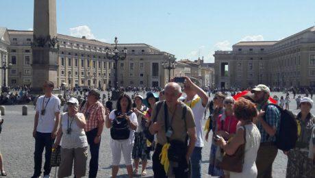 Toate drumurile duc... la Roma. Impresii de pelerin