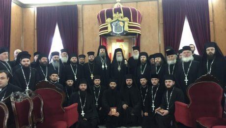 Delegaţie a Patriarhiei Române la proclamarea canonizării Sf. Ioan Iacob de la Neamţ
