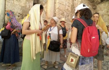 Pelerinaj cu bucurie în suflet la Locurile Sfinte