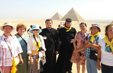 PELERINAJ IN ISRAEL SI EGIPT / (20 SEPTEMBRIE / 02 OCTOMBRIE 2016)