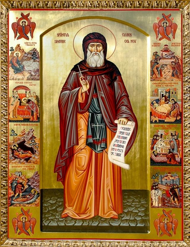 Basilica Travel - † Sf. Cuv. Dimitrie cel Nou, Ocrotitorul ...